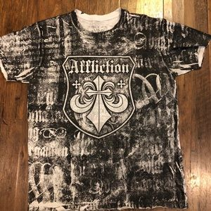 Medium Affliction T Shirt